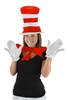 Cat in The Hat Accessory Costume Set
