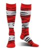 Cat in the Hat Striped Socks