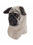 Pug Mouth Mover Mask