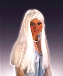 Angel Wig - White Hair