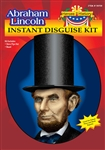 LINCOLN BEARD AND HAT KIT