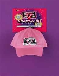 Bachelorette Autograph Hat with Pen