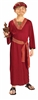 Wiseman Burgundy Large Child Costume
