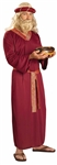 Wiseman Burgundy Adult Costume
