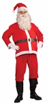 Super Value Priced Santa Suit