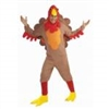 Fleece Turkey Adult Xtra Large Costume