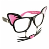 Cat Sun-Stache Eyeglasses