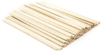 BAMBOO SKEWERS PICKS 6  - 100 PIECES