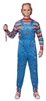 Chucky Good Guy Doll Adult Costume - Standard