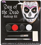 Day of the Dead Male Makeup Kit