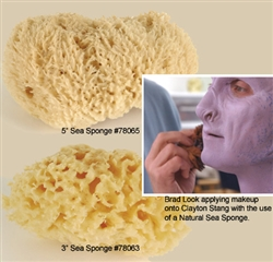 MAKE-UP NATURAL SEA SPONGE