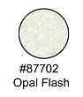 Opal Flash Glitter Glam Makeup