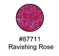 Ravishing Rose Glitter Glam Makeup