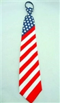Patriotic USA Necktie