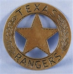 Western Ranger Badge