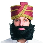 Guru Guy Super Deluxe Beard and Mustache