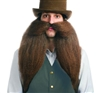 Saloon Keeper Super Deluxe Beard and Mustache