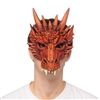 Dragon Mask - Red
