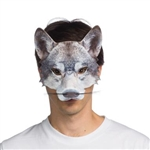 Wolf Mask - Sublaminated