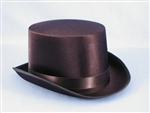 Black Silk Top Hat