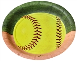 Girl's Fastpitch Softball 7in Plates