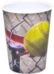 Girl's Fastpitch Softball 16oz Souvenir Cup