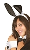 Bunny Accessory Set - Black And White