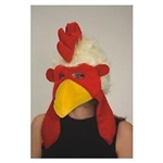 PLUSH CHICKEN MASK