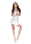 HEAD NURSE ADULT COSTUME - MEDIUM/LARGE