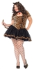 Tantalizing Tabby 1X/2X Adult Costume