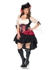 Wicked Wench 1X/2X Adult Costume