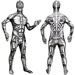 Android Morph-suit Adult Large