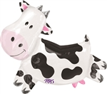 Cow Mylar Balloon