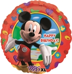 Mickey's Clubhouse Birthday Mylar Balloon