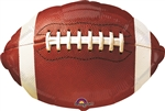 Championship Football Mylar Balloon