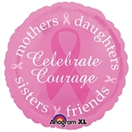 Breast Cancer Awareness Mylar Balloon