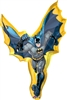 Batman Action 39 Inch Mylar Balloon