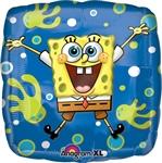 Spongebob Squarepants Joy Mylar Balloon