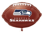 Seattle Seahawks Mylar Balloon