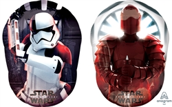26 Inch Star Wars Last Jedi Villains Mylar