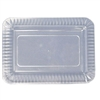 Clear Elegance Plates - 5 inches x 7 inches