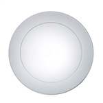 Clear Party Plates 6 inches Round