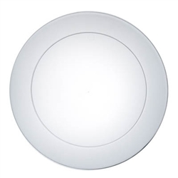 9in. Clear Party Plates 30Ct