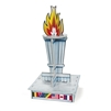 Olympic Flame Decoration