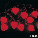 Valentine Heart Light Set
