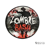 Zombie Party 9 Inch Dinner Plates