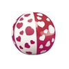 Heart Beach Ball 7in