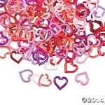 Mini Heart Linking Charms