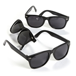 BLACK NOMAD SUNGLASSES - BLUES BROTHERS