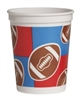 ALL STAR FOOTBALL 16 OUNCE CUP